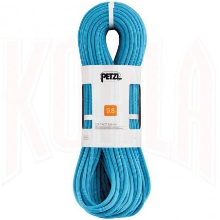 Cuerda Escalada Petzl CONTACT 9.8mm 60mts.