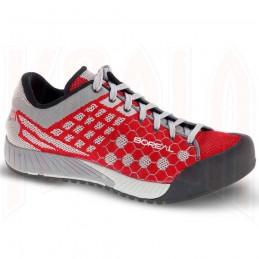 Zapato Boreal SALSA Rojo