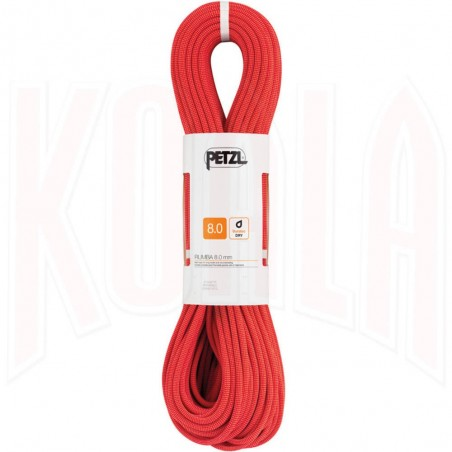 Cuerda doble Petzl RUMBA 8mm 60mts