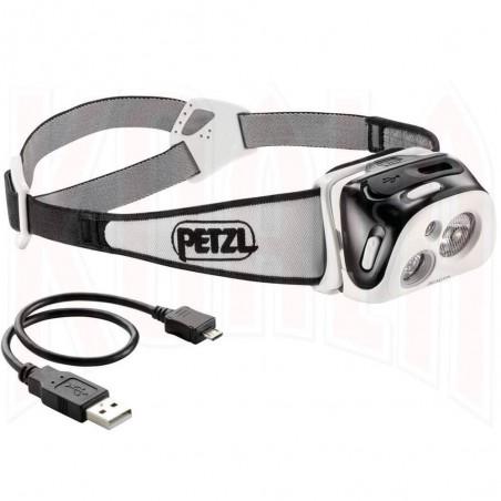 Linterna frontal Petzl REACTIK®