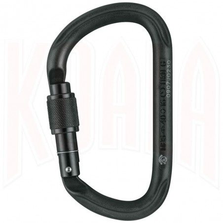 Mosqueton Petzl VULCAN Screw-Lock
