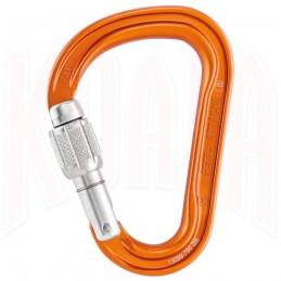 Mosqueton Petzl ATTACHE Screw-Lock