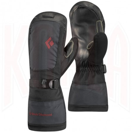 Manopla de montaña y alpinismo MERCURY Women's Black Diamond