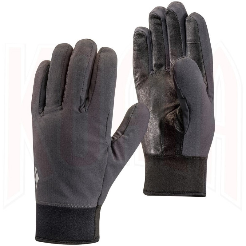 Guante Black Diamond MIDWEIGHT Softshell