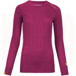 Interior Ortovox LONG SLEEVE Mujer