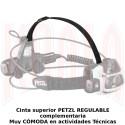 Linterna frontal Petzl NAO®+ REACTIVA