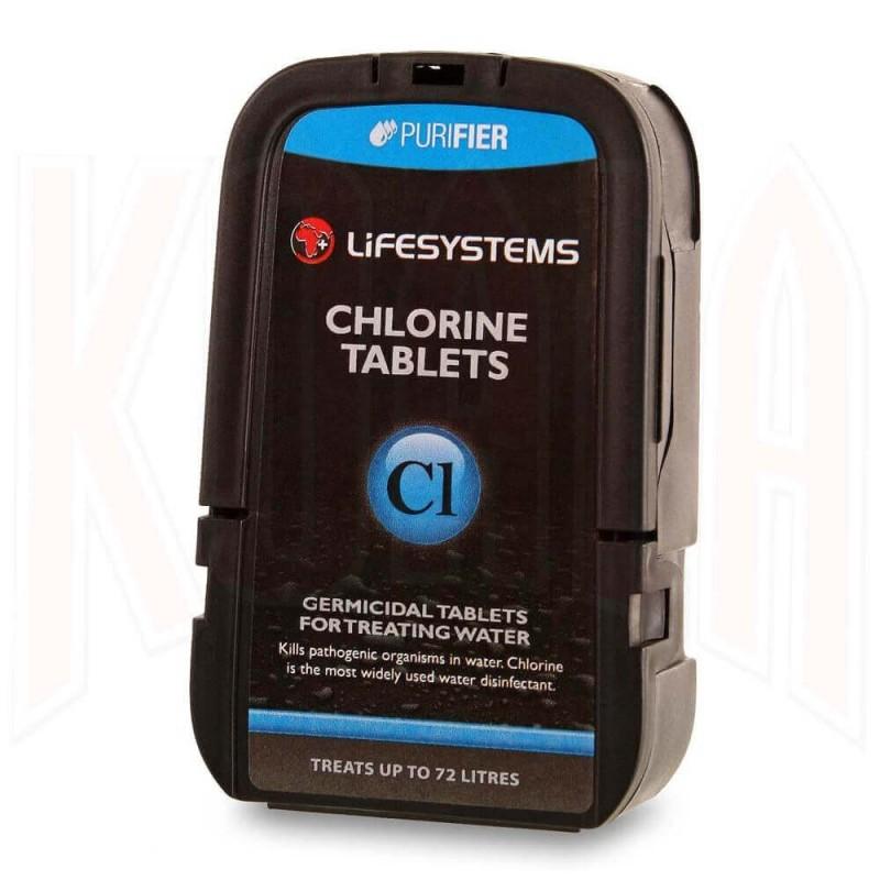 Pastillas potabilizadoras CHLORINE Tablets