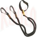 Dragonera Elástica Black Diamond SPINNER LEASH