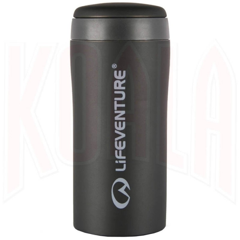 THERMAL MUG Lifeventure 300 ml. Inox