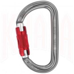 Mosqueton aluminio AM'D Twist-Lock Petzl