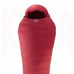 Saco de dormir Mountain Equipment GLACIER 1000