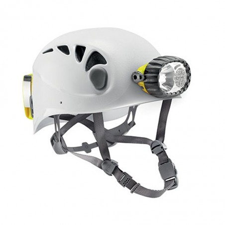 Casco Petzl SPELIOS (Casc.Elios+Duo 14Led)