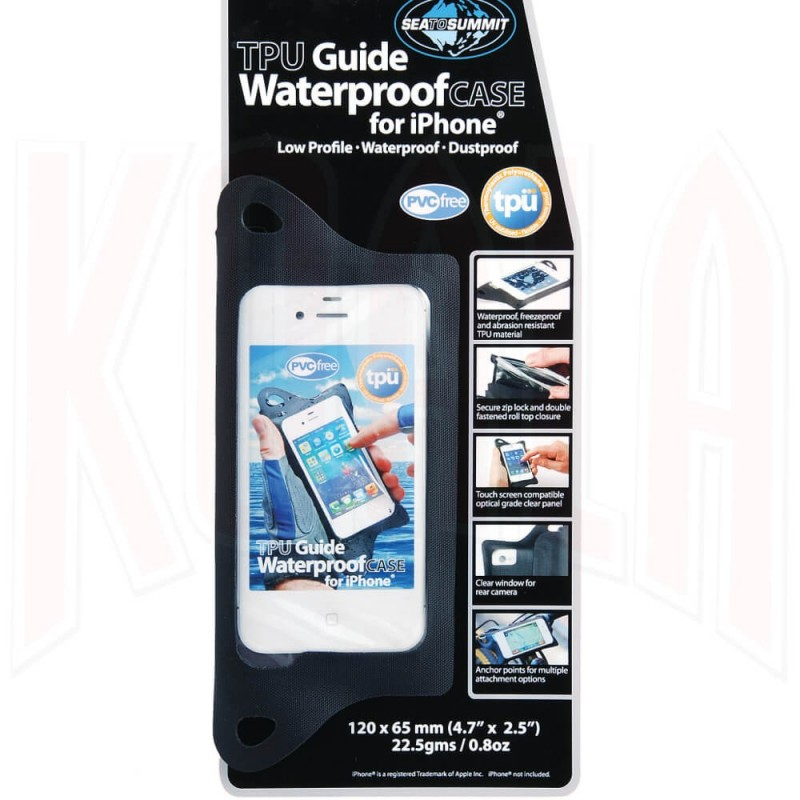 Funda Iphone SeaToSummit TPU WATERPROOF