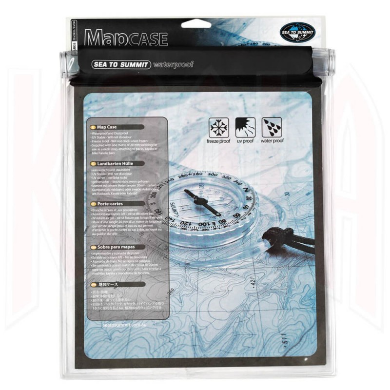 Waterproof SeaToSummit MAP Case