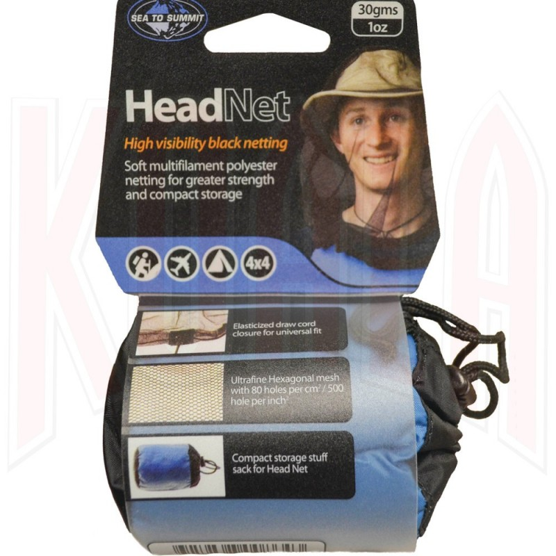 Mosquitera SeaToSummit HEADNET