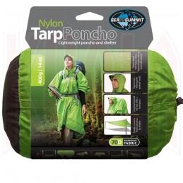 Poncho SeaToSummit NYLON TARP PONCHO