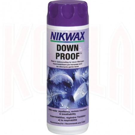 Impermeabilizante Nikwax DOWN PROOF TX-10