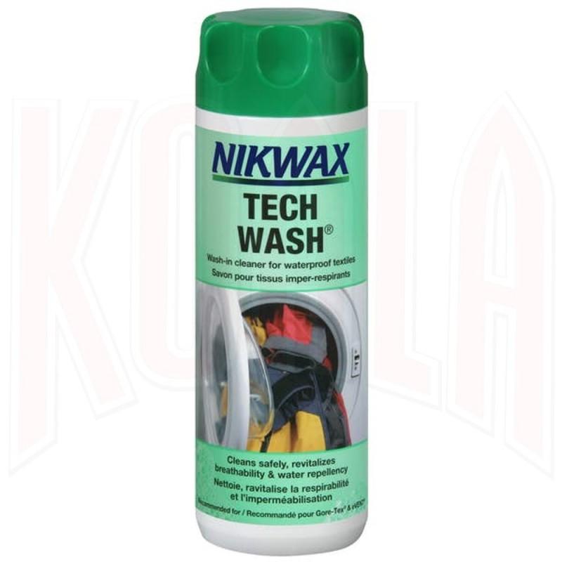 Jabon Nikwax TECH WASH