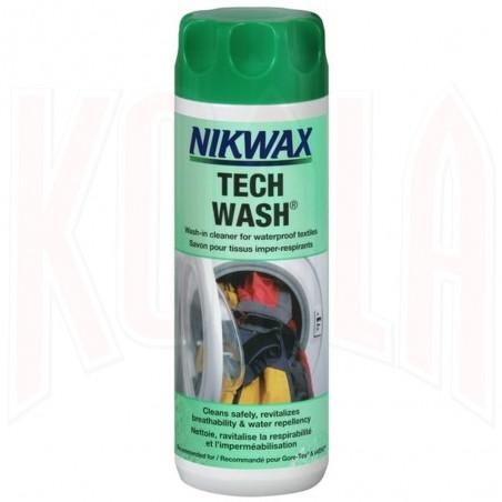 Jabon Nikwax TECH WASH 300