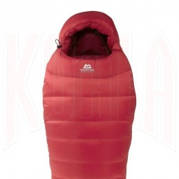 Saco de dormir Mountain Equipment GLACIER 700
