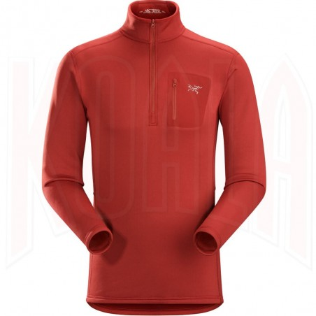 Jersey Arcteryx RHO AR Zip Neck Mens