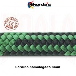 Cordino Auxiliar Korda's 8mm (por metros)