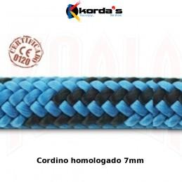 Cordino Auxiliar Korda's 7mm (por metros)