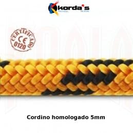 Cordino Auxiliar Korda's 5mm (por metros)