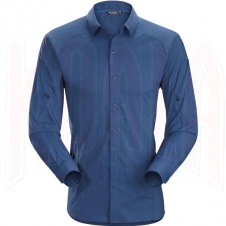 Camisa Arcteryx ELAHO LS Mens