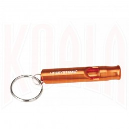 Accesorio SILBATO MOUNTAIN WHISTLE Lifesystems