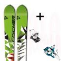 Esquí Fischer TRANSALP 80