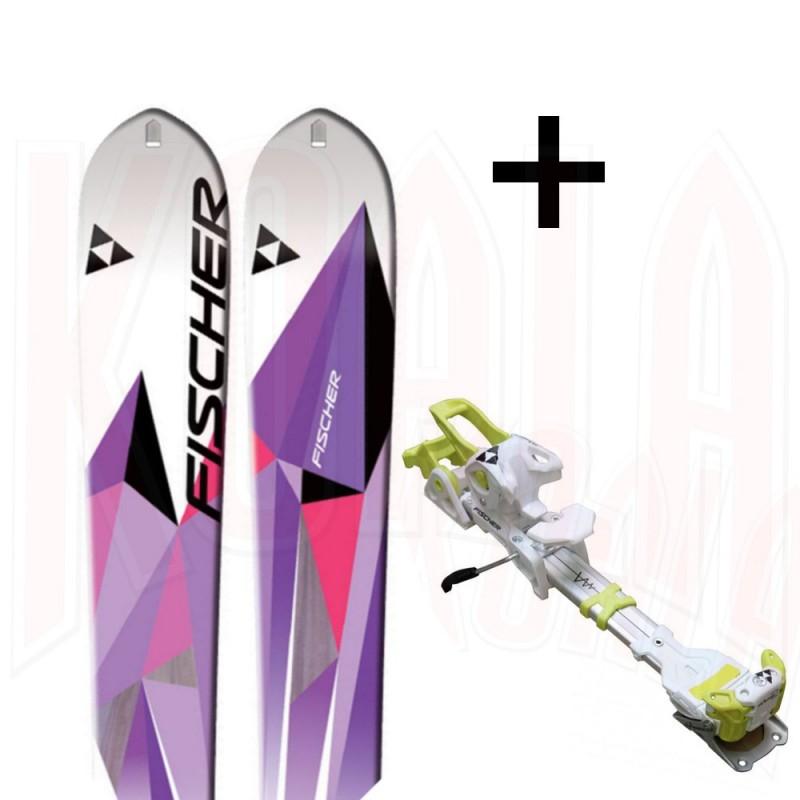Esquí Fischer TRANSALP 82