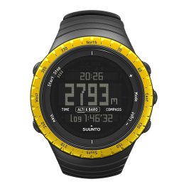 Reloj Suunto CORE Black / Yellow