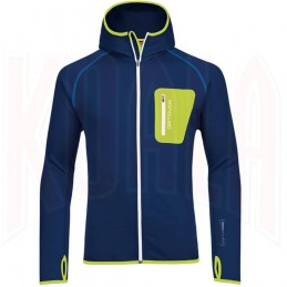 Chaqueta Ortovox FLEECE Hoddy Mens