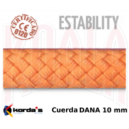Cuerda Barrancos Korda's DANA 10mm
