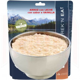Comida Liofilizada TREK'N EAT Arroz con leche