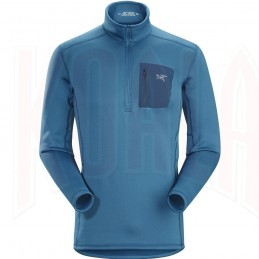 Jersey Arc'teryx RHO AR Zip Neck Mens