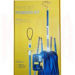 Seguridad Avalancha Pieps SET POWDER BT