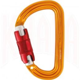 Mosqueton Petzl SMD Twist-Lock