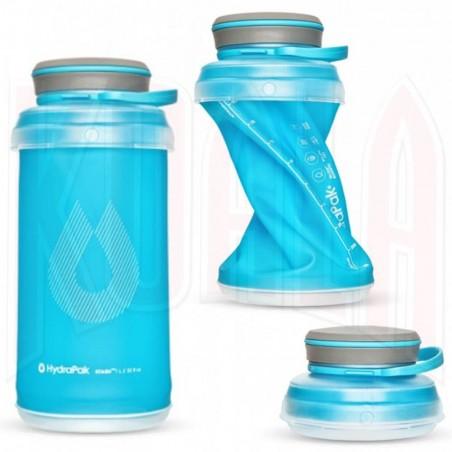Botella de agua flexible BIDON STASH Hydrapak 1000