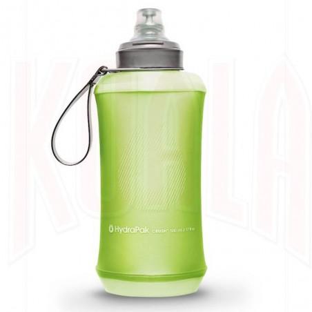 Botella de agua compacta SOFTFLASK CRUSH Hydrapak 500ml