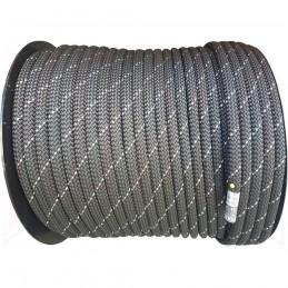 Cuerda Semiestática negra RANGER 10.5mm Fixe Climbing by ROCA