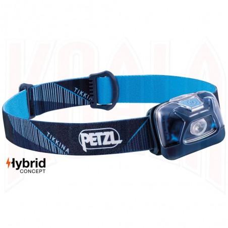 Linterna frontal Petzl TIKKINA® 250 lúmens