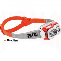 Linterna frontal Petzl SWIFT RL