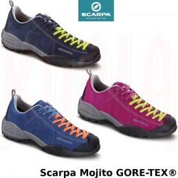 Zapatilla multiactividad Scarpa MOJITO Goretex