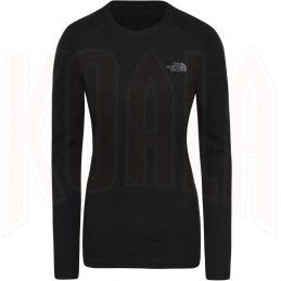 Camiseta interior The North Face EASY Crew Neck mujer