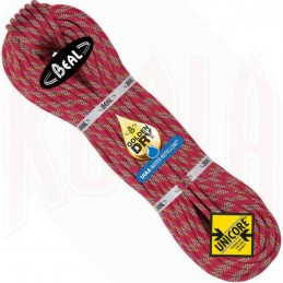 Cuerda Escalada COBRA GDRY 8'6mm unicore Beal