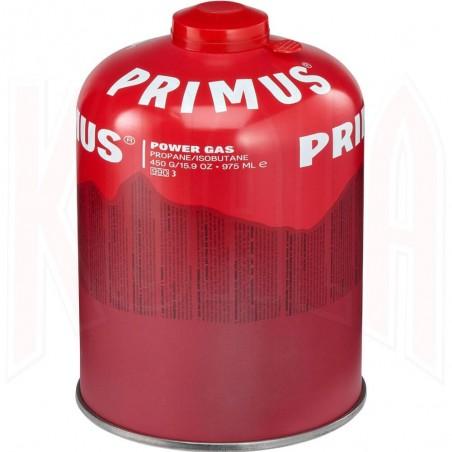 Cartucho POWERGAS 430grs. Primus® butano y propano