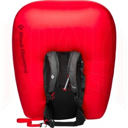 Mochila esquí de travesía JETFORCE PRO 35 Black Diamond Avalanche Airbag