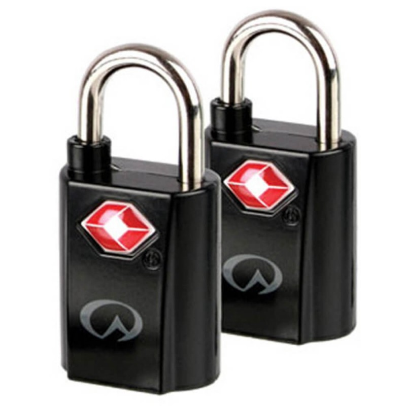 Candado Lifeventure TSA Mini Padlocks